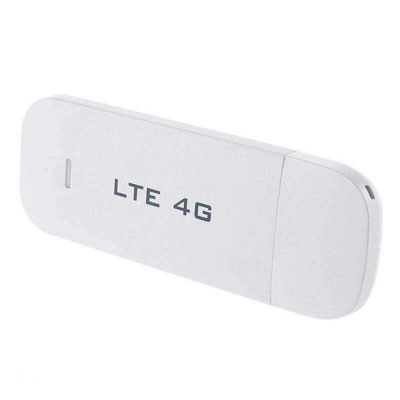 FäHig 4g Lte Usb Dongle Mobile Broadband Modem Sim Karte 802,11 B/g/n Für Wifi Sharging Unterstützung Tf Karte Reich Und PräChtig Unterhaltungselektronik