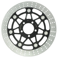 For ZX 6 Ninja 1990 2002 ZZ R 600 1990 2008 GPZ 900 1990 1999 ZX 12R Rad cal 2004 2006 Motorcycle Front Brake Disc Rotors