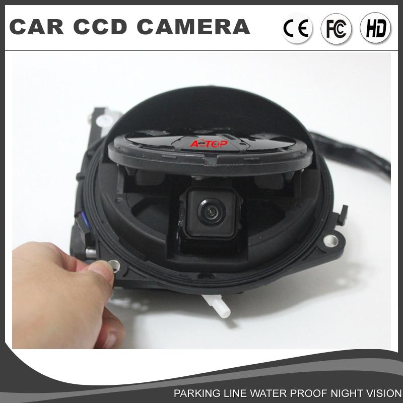 Smart Car Backup Camera Composition Media Video Interface
