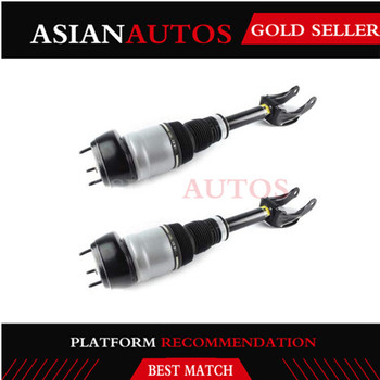 Airsusfat Pair Front Shock Absorbers for Mercedes GL Class GL350 ML Class X166 W166 without ADS 1663202513 1663207313 1663202613