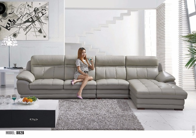 2015 modern l shape sofa cover,best selling l shaped sofa-in Living ...