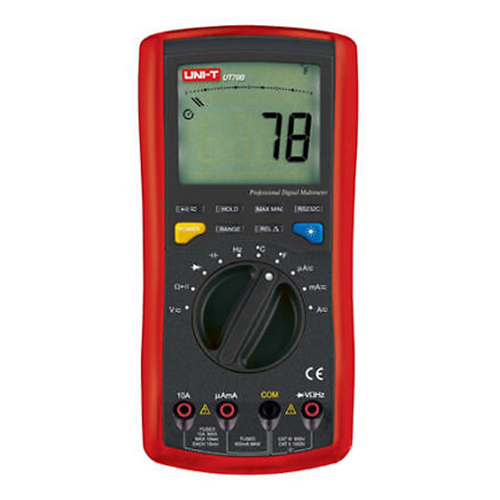 New Style UNI-T Red-Grey 1 set UT70B Modern Digital Multi-Purpose Meters термос забава рк 1802 1 8l red grey