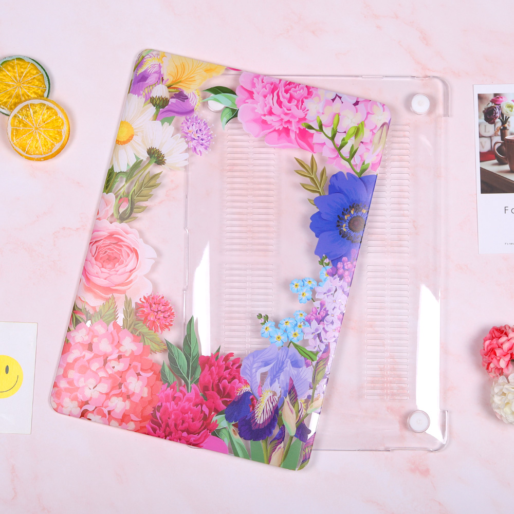 Floral Case for MacBook 152