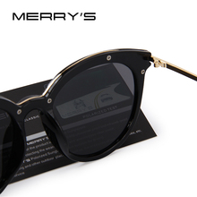 Women Brand Designer Cat Eye Polarized Sunglasses 100% UV Protection