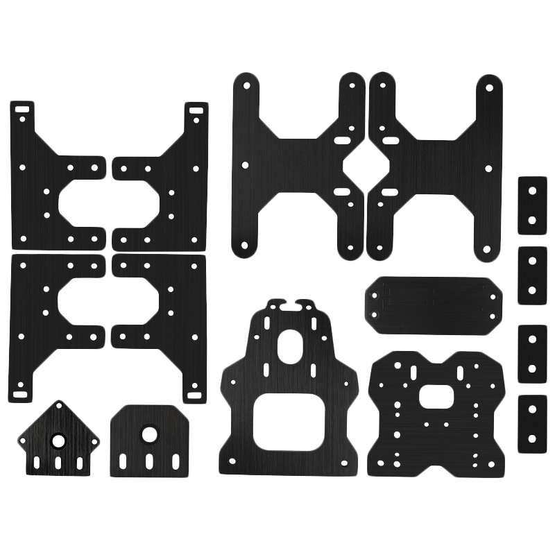 3D Printer Accessories For Ooznest Ox Cnc Plates Engraving Machine Construction Board For Openbuilds