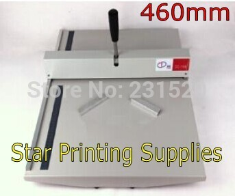 Hand creaser 18inch Office manual paper creasing machine 460mm office paper creaser creasing machine for paper photo card 460mm manual scoring machine 18