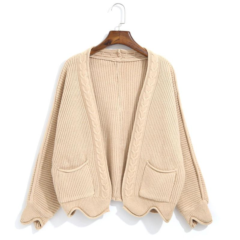 Long Sleeve Knitted Cardigan Cashmere Sweaters 2017 Women Fashion Onesized Sweater Autumn Winter Warm Sweater Jumpers