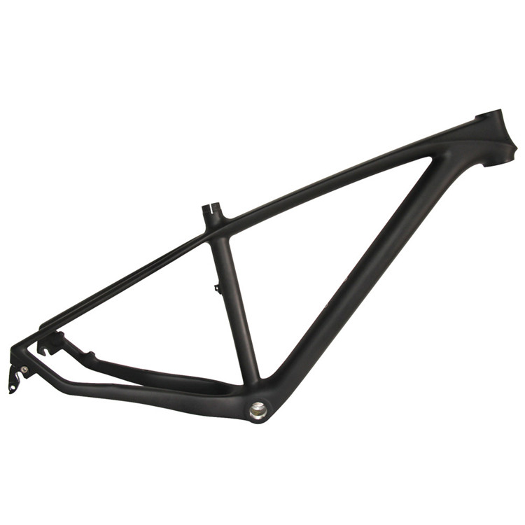 No LOGO Mountain Bike Frame Carbon Fiber 29er 17 5 19 21 Inner Line Bicycle Frame