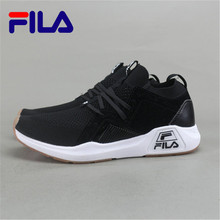 17ee711f1aa4 FILA FPF TRAINING FX CORE Fly line knitted shock-absorbing running shoes  Men Top Quality