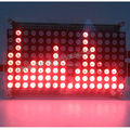 Матричный музыка спектр DIY туннель доска универсальная доска комплект