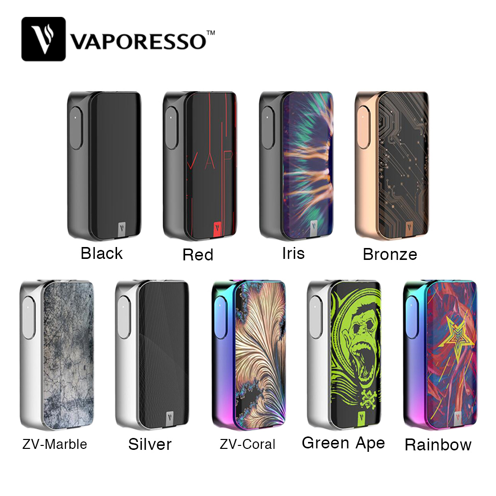 Original 220W Vaporesso LUXE Mod Vape Box Mod Power By Dual 18650 Battery Compatible with 510 Pin Atomzier