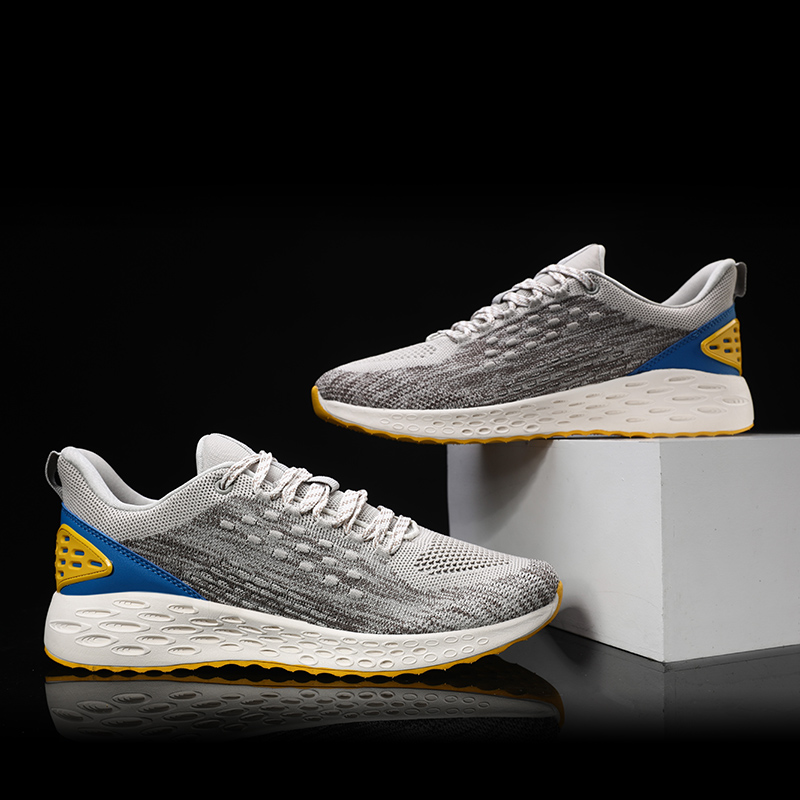 Large Size 47 Women Men Running Shoes Outdoor Sport Breathable Lace Up Durable Jogging Walking Shoes Men Sneakers