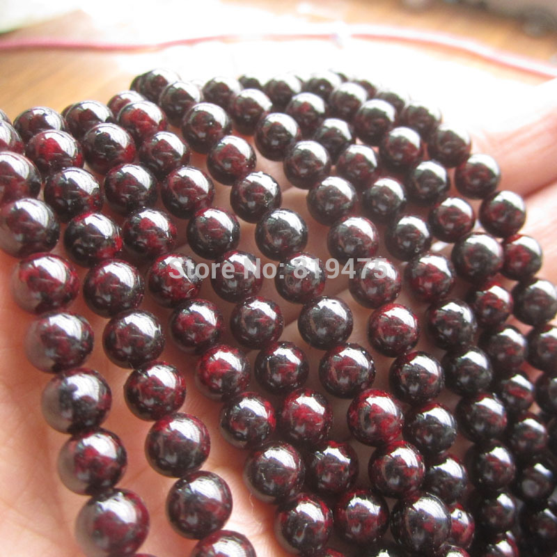 Free Shipping 6mm 8mm 10mm Riverstone beads Dark Brown Color Round Fashion beads for jewelry making