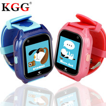 IP67 Waterproof Children GPS M06 Swimming Smart Watch SOS Call Location Device Tracker Kids Safe Anti-Lost Monitor Watch PK DF25(China)