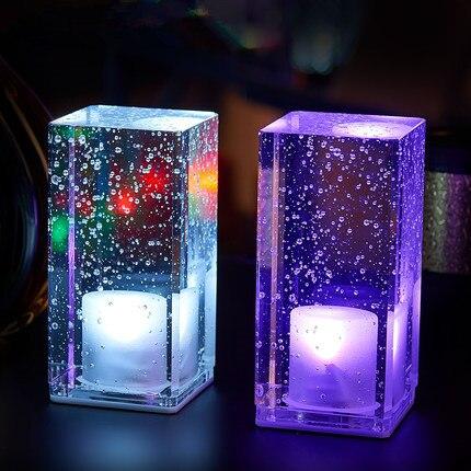 lampada de cabeceira quarto lampada restaurante criativo lampada mesa