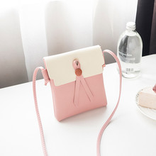 2019 the new Messenger Bag Womens Simple All-purpose Small Square Single Shoulder Bags
