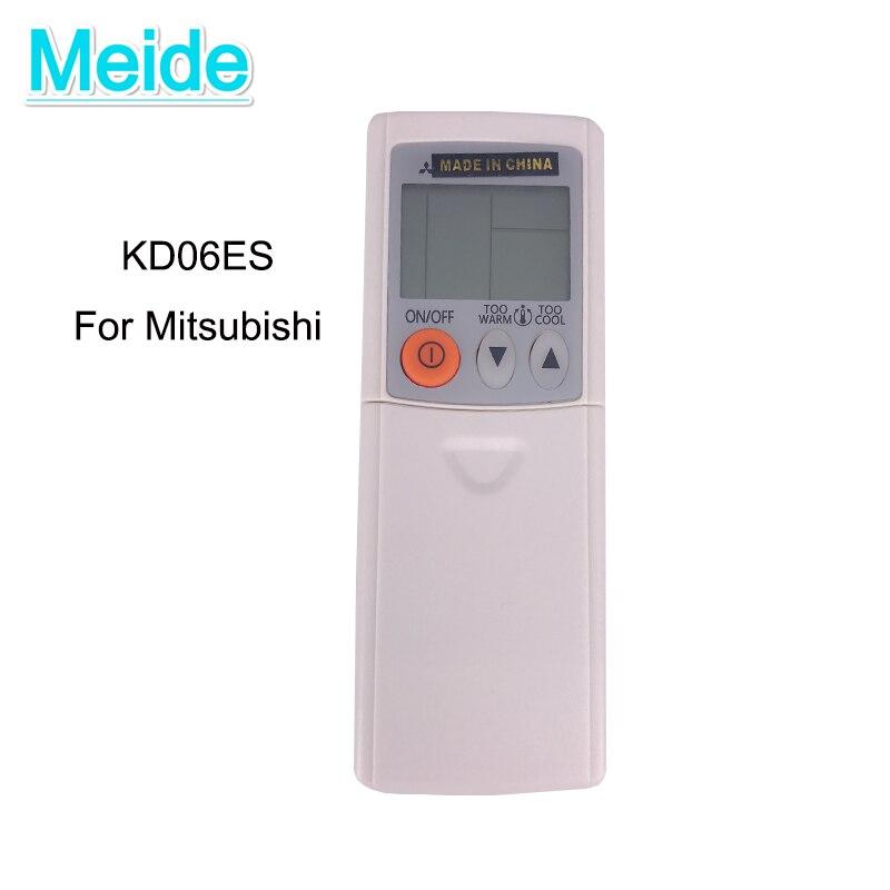 Klimaanlage Fernbedienung Für Mitsubishi KD06ES MSZ-GA80VA MSZ-GE50VA KM05 MSZ-GA60VA MSZ-GA80VA KP07BS A/C