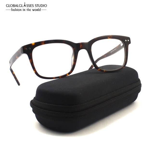959cb78403 Eyeglass Frames Vintage Men Women Designer Eyewear Frame Optical Eye  Glasses Frame can match photochromic lenses