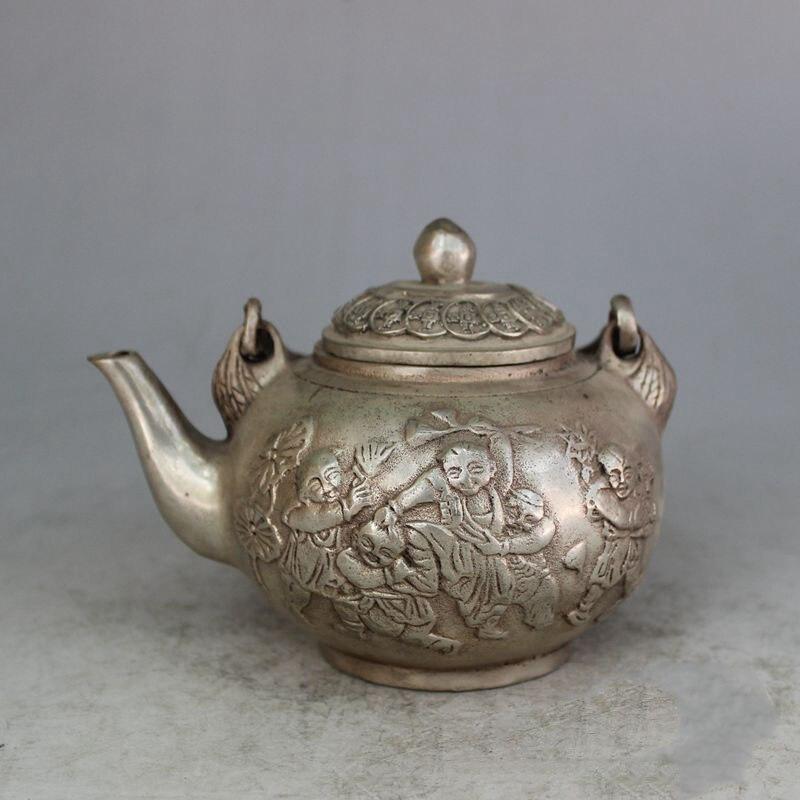 Рождество Seiko медно-никелевого сплава чайник кувшин ...