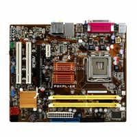 For ASUS P5KPL-AM Used original motherboard Socket LGA 775 DDR2 G31 Desktop Motherboard