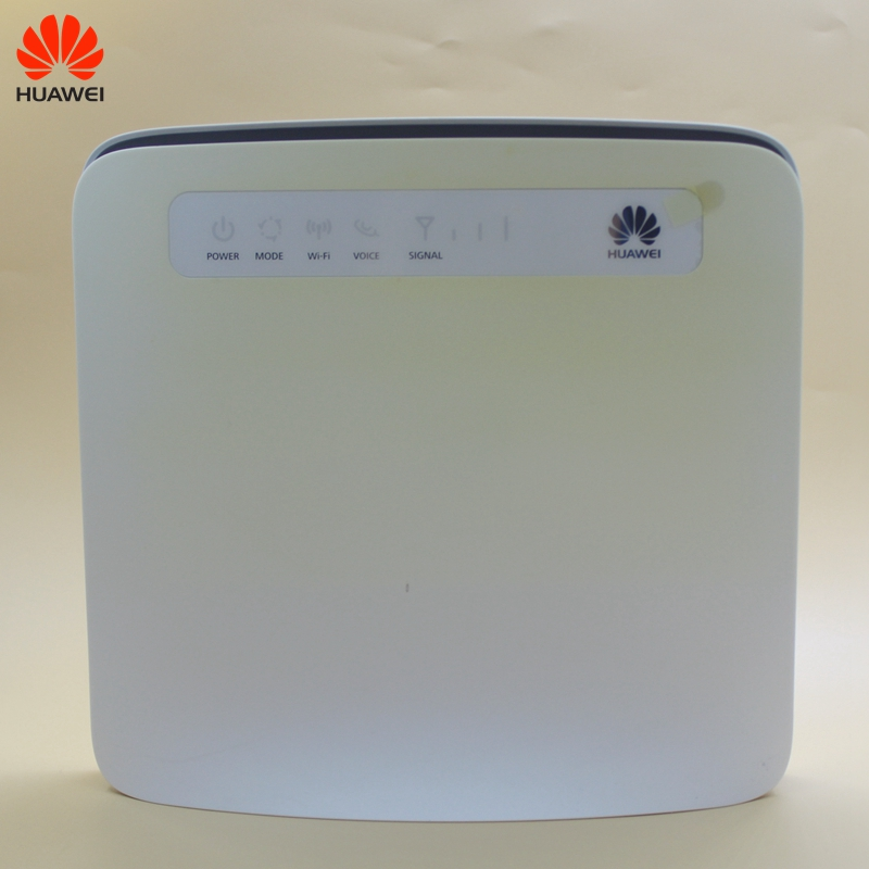 Unlocked USED Huawei E5186 E5186s-22 4G LTE CPE Wireless Router With Antenna 4G CPE Router With SIM Card Sl