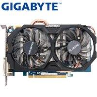 GIGABYTE Graphics Card Original GTX 660 2GB 192Bit GDDR5 Video Cards For NVIDIA Geforce GTX660 Hdmi