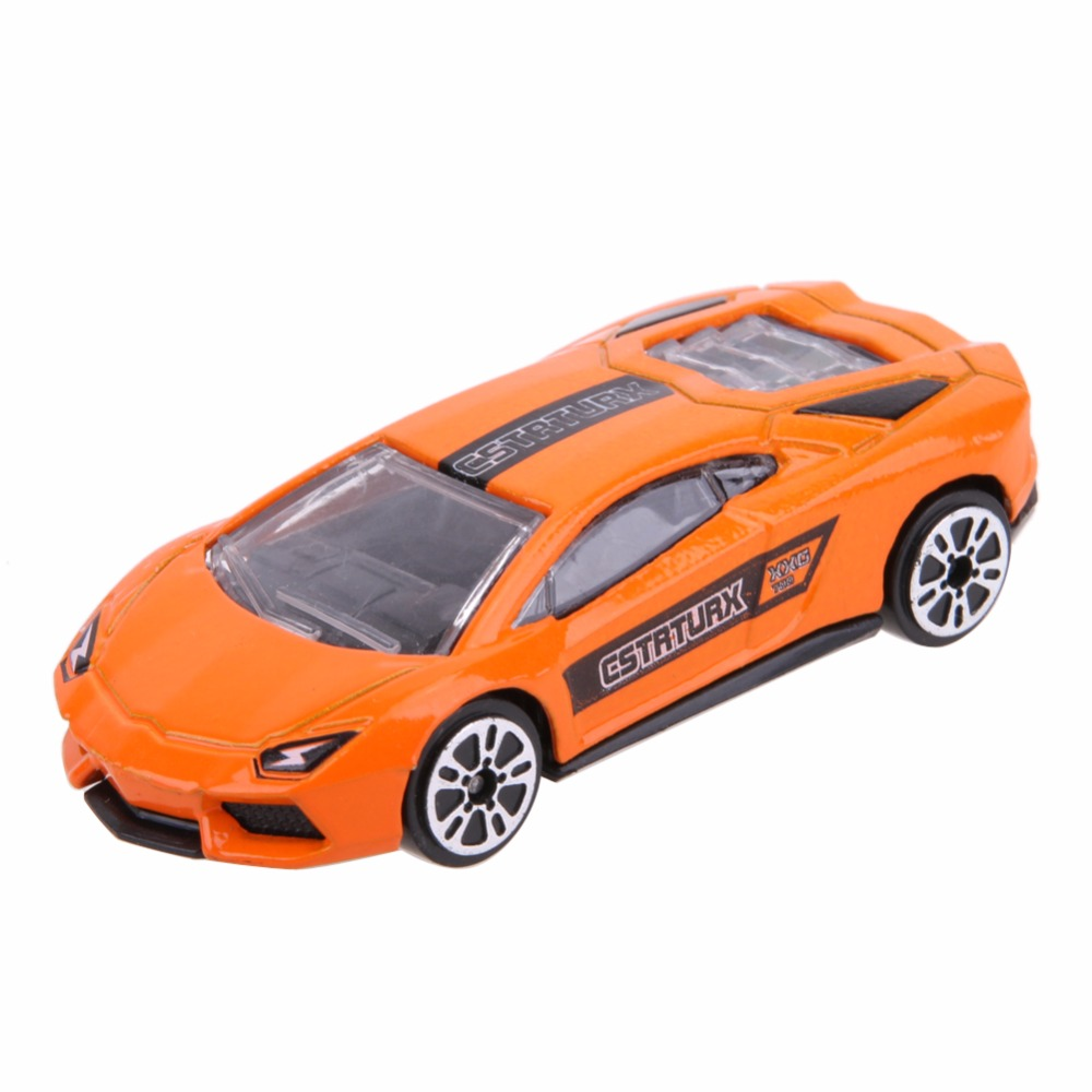 5pcs 164 scale alloy racing car models kids children car toy gift set children educational pull back car toy for boys in diecasts toy vehicles from toys