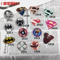 Japanese Harajuku Wei Man Cartoon Badge Acrylic Superman Spiderman Batman Brooch Badge Wholesale Brooch Jewelry Accessories