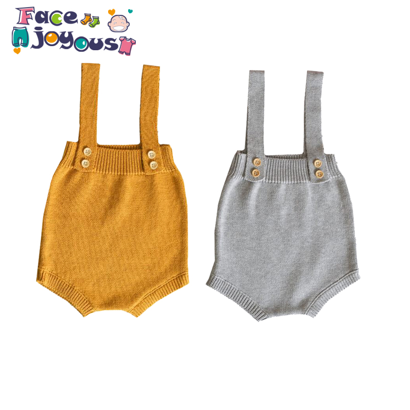 Clothing Sets Mother & Kids Newborn Kids Baby Girls Sleeveless Denim Romper Jumpsuit Pants Outfits Set Clothes Size 0-24m Baby Cute Romper!