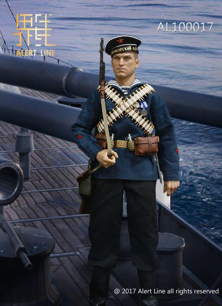 Alarm Linie AL100017 WWII Sowjetischen Rot Navy Ausrüstung Set 1/6 (KEIN KÖRPER & KOPF)-in Action & Spielfiguren aus Spielzeug und Hobbys bei  Gruppe 1