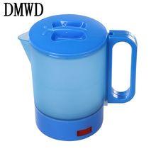 DMWD Mini Electric Kettle Travel water Heating Cup household student teapot 0.5L 220-240V small portable boiler tea pot EU plug