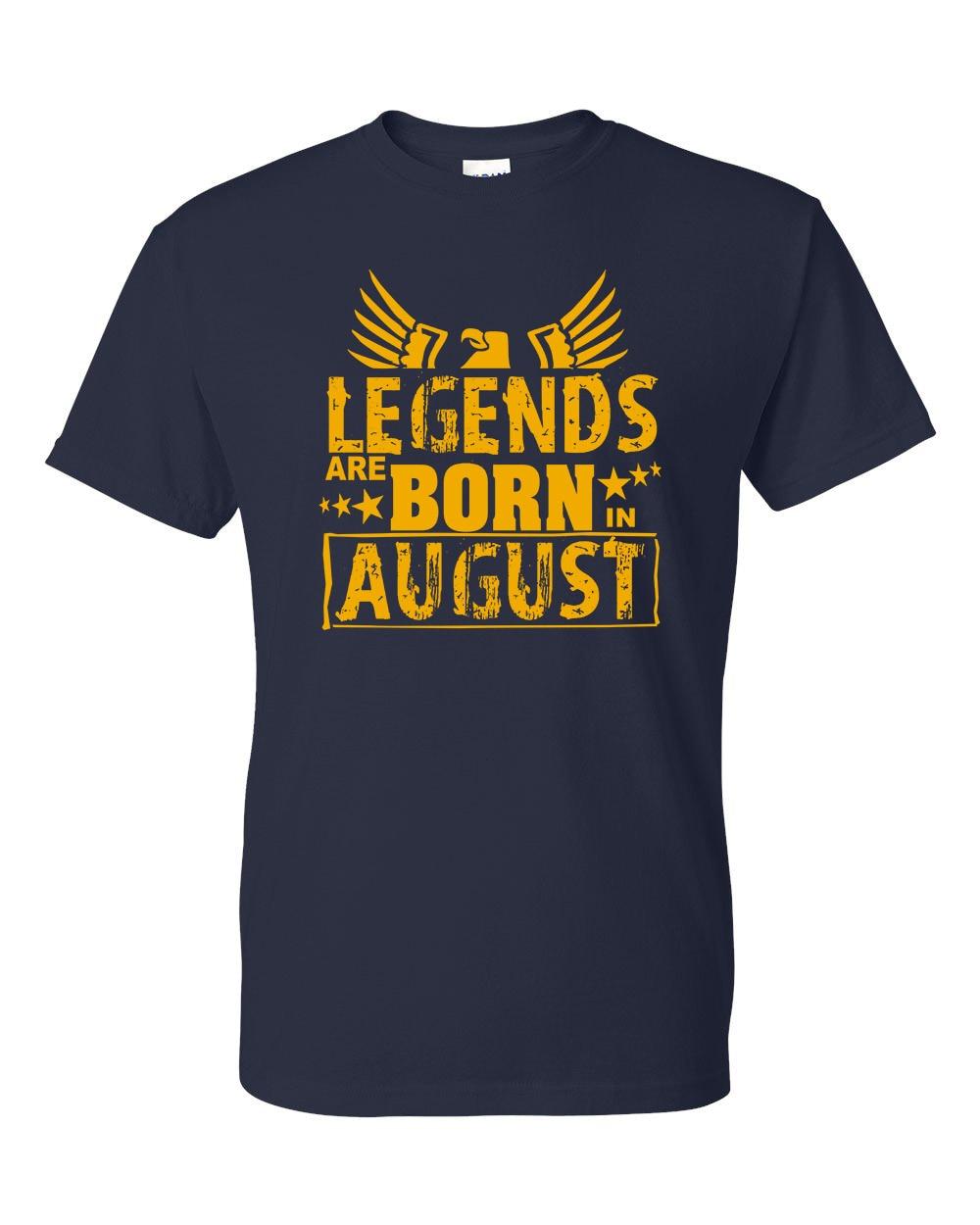 New 2017 Summer Style T Shirt Man Print T Shirt Hipster Legends ...