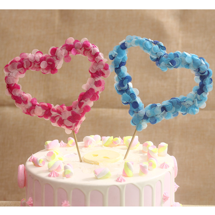 Magnificent Beautiful Birthday Cake Decoration Pink And Round Pieces Of Love Funny Birthday Cards Online Inifofree Goldxyz