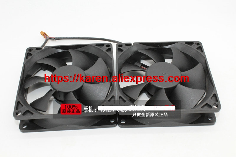 New Original ADDA AD0912UX-A76GL AD0912XB-A73GL95 Projector cooling fan 1Set 2PCS