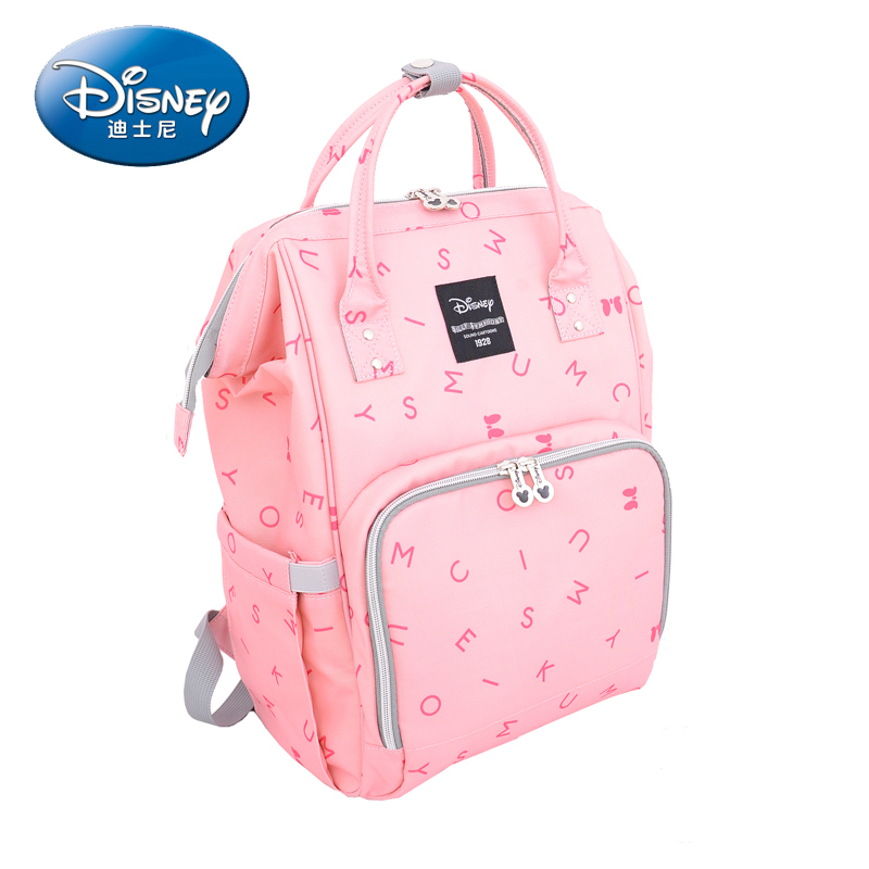 Disney bag baby Diaper Bag maternity bag Multi Functional Large Capacity baby nappy backpack stroller bag все цены