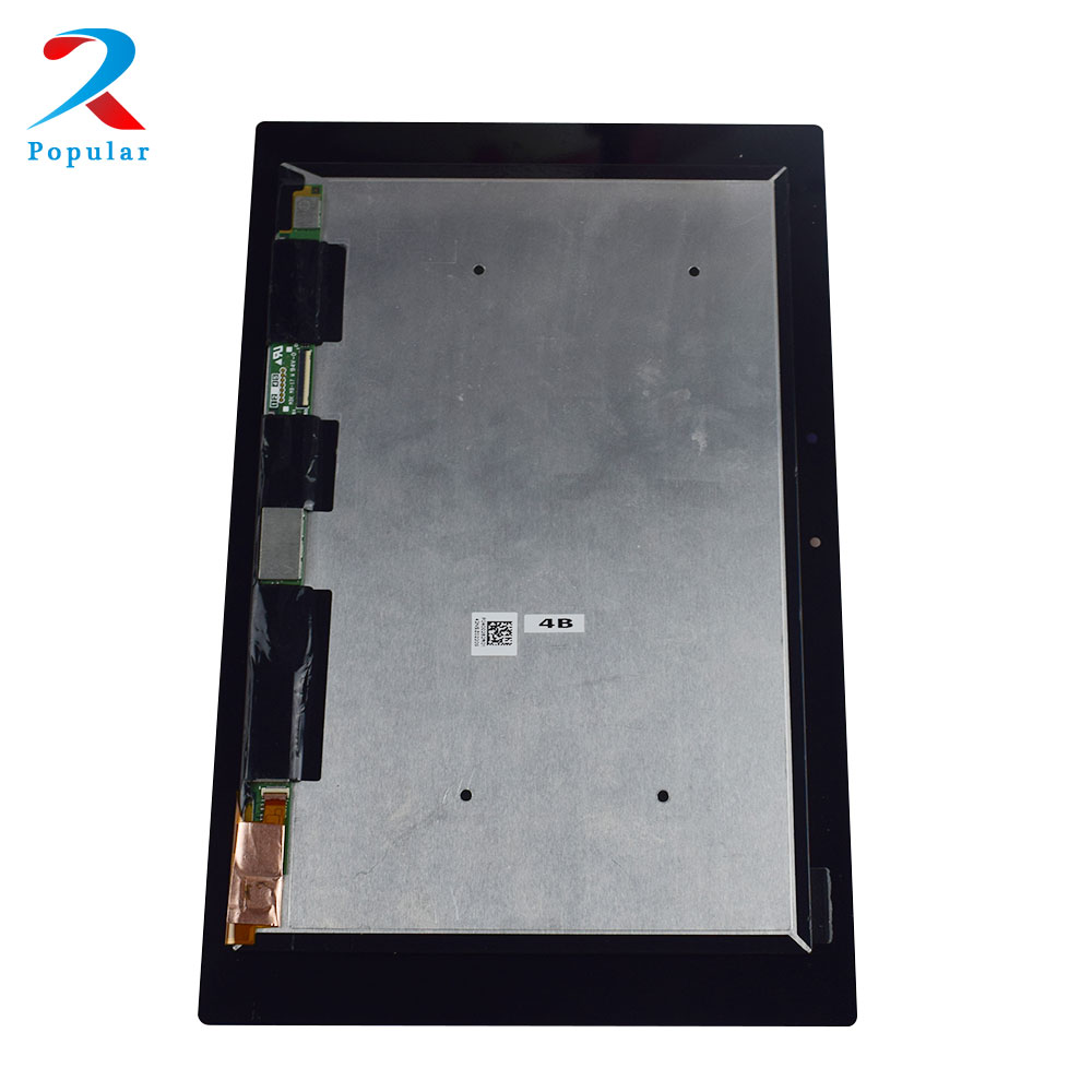For Sony Tablet Z2 Xperia SGP511 SGP512 SGP521 SGP541 Touch Screen Panel Digitizer Sensor Glass + LCD Display Monitor Assembly high quality lcd display touch screen assembly for sony xperia z2 tablet 10 1inch replacement part for sony z2 tablet lcd screen
