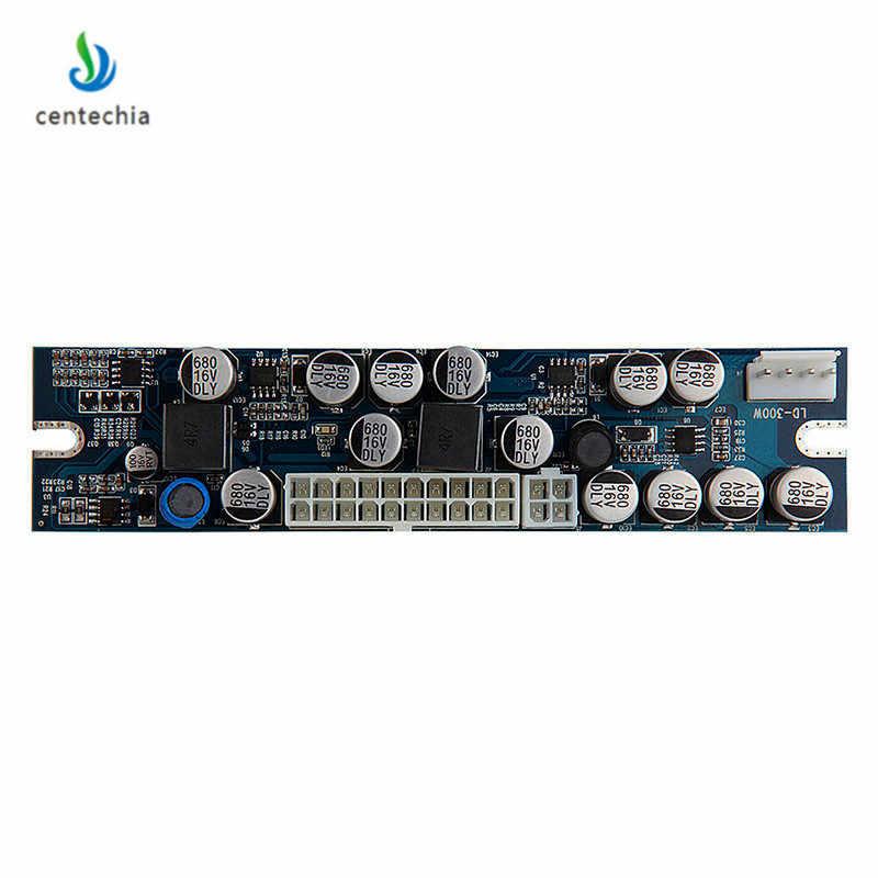 2018 New 300 W Pico ATX Công Tắc PSU 24pIN MINI ITX DC để Xe ATX MÁY TÍNH Quy Định Nguồn Cung Cấp DC DC ATX PSU 12 V Cho Máy Tính Pico ATX