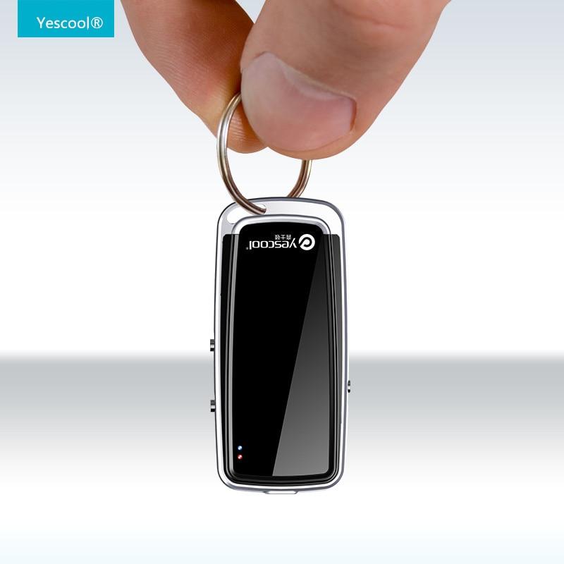 Yescool A30 + mini caméra professionnelle HD caméscopes numériques Micro caméras espia enregistreur vidéo vocal prise en charge de la carte TF cachée 32 GB