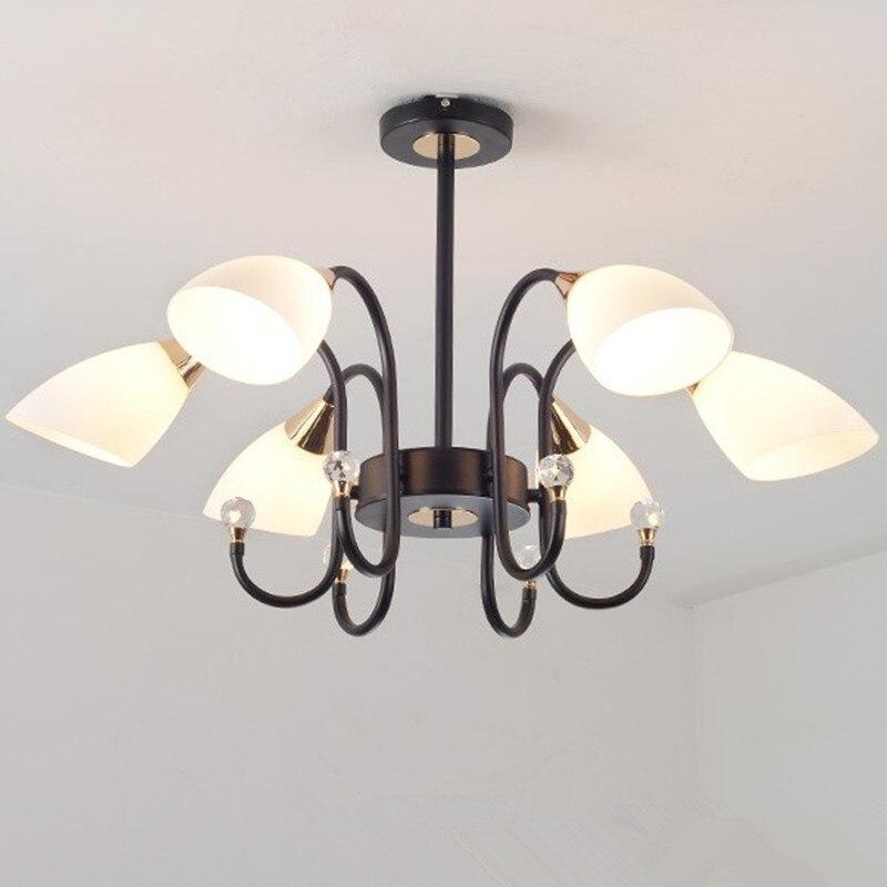 Metal Ball Lamp Shade: Aliexpress.com : Buy Post Modern Simple American Black