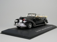 NOREV 1:43 Presidential Car Lincoln Continental Sunshine Special Diecast car