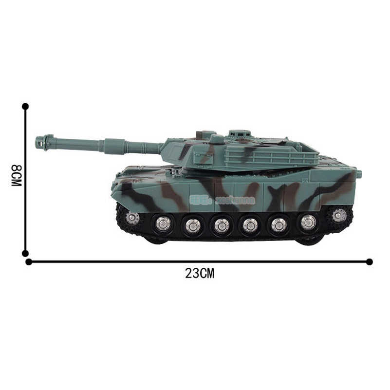 Venda quente 1:22 Rc Tanque do Controle de Rádio Rádio controlado Tanque tanques Rc Controle Remoto Toy O Melhor Presente para crianças