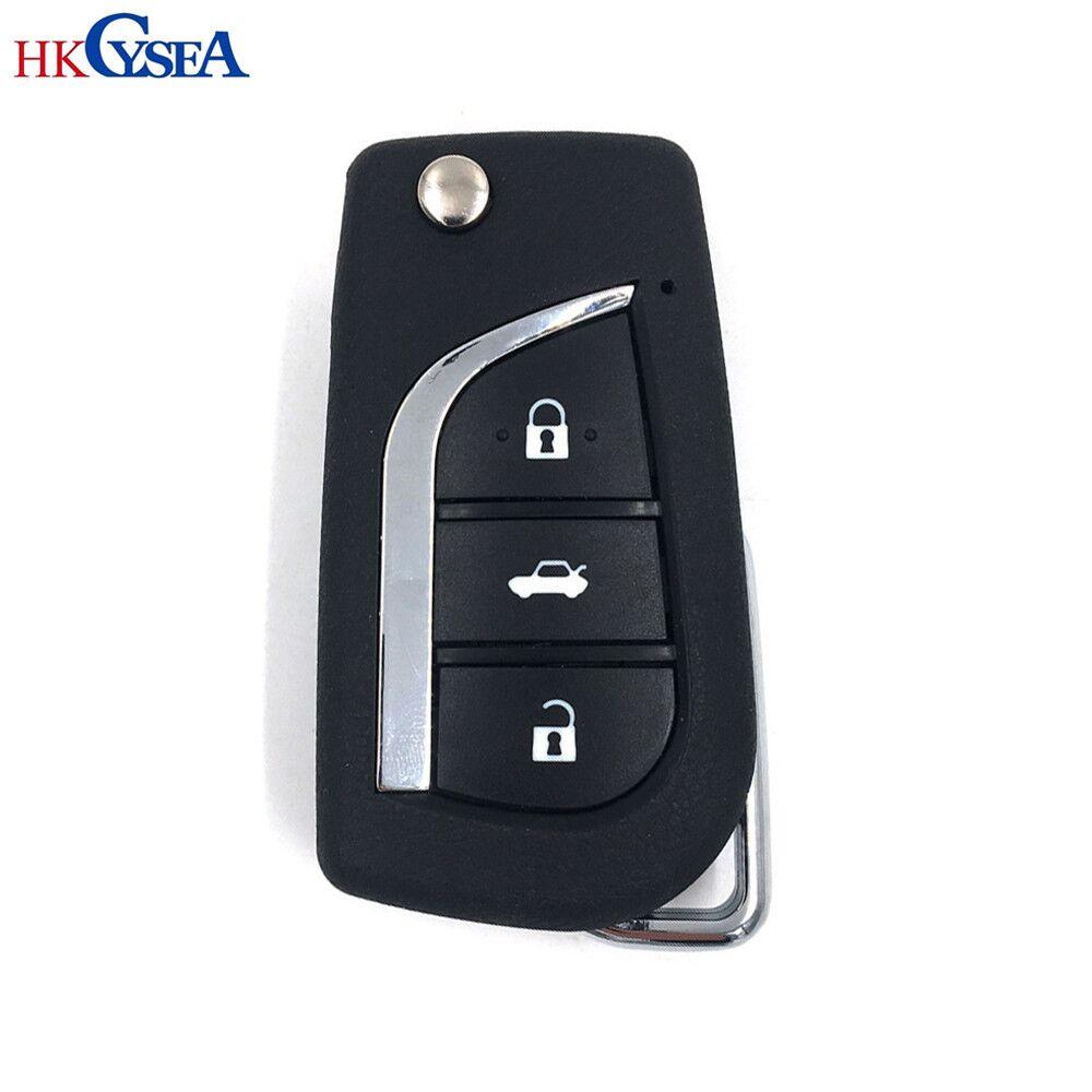 HKCYSEA KD B13 Car Key Shell For KD900/MINI KD/URG200 Key Generater B Series Remote Control Cover