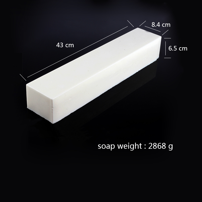 Image 3 - Long Size Silicone Soap Mold with Wooden Box Rectangle Loaf Mould