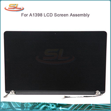 Genuine New LCD Assembly for MacBook Pro Retina 15′ A1398 LCD Display Assembly 2015 Year