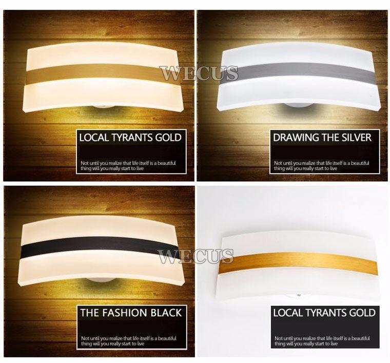 led wall lamps (12)