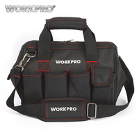 Workpro 12 Close Top Wide Mouth Storage Bag