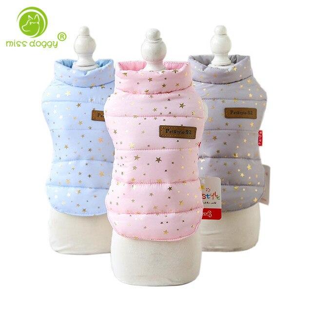 Wodoodporna odzież dla psów odzież dla małych Puppy Dog kamizelka ciepłe zimowe kombinezony odzież dla psów domowych produkty ropa perro20
