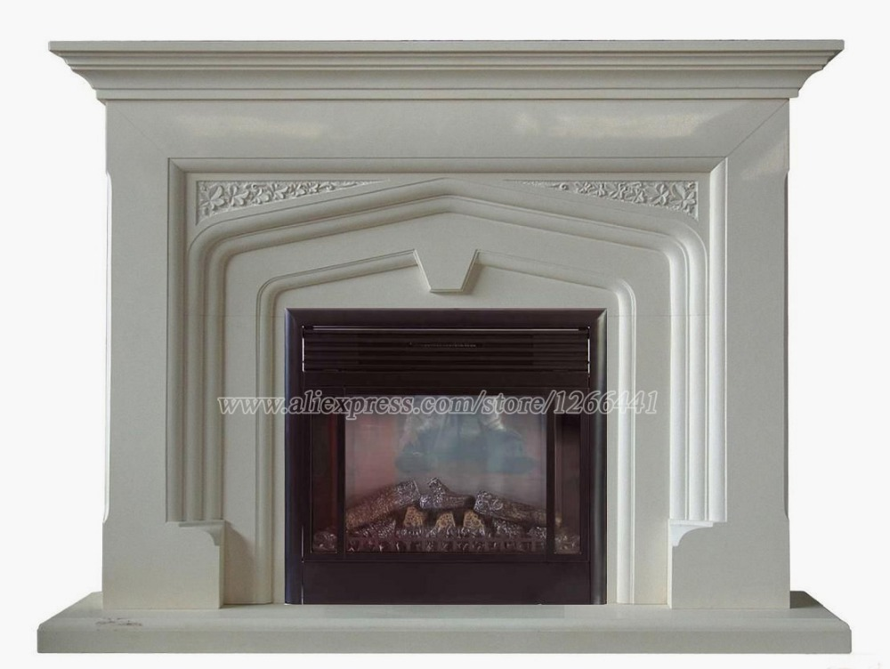 Natural Stone Fireplace Surround online get cheap stone fireplace surround -aliexpress
