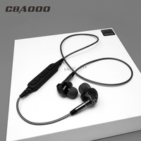 Bluetooth Earphone Wireless Stereo Super Bass Hifi Headset Waterproof Noise Cancelling Earbuds With Mic For Iphone
