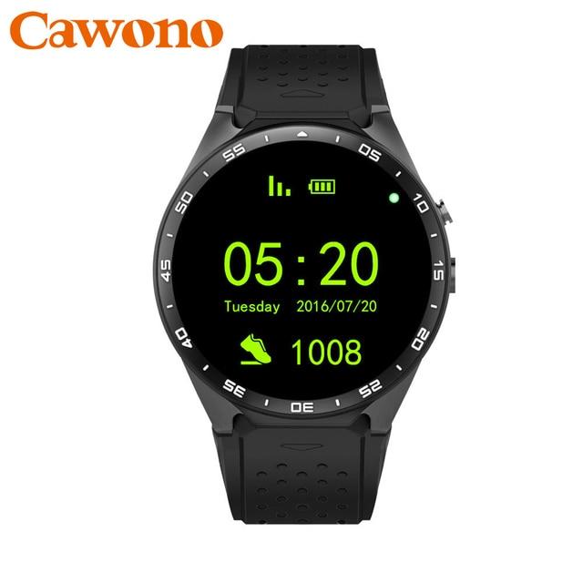 KW88 Quad Core Android 5.1 3G Smart Watch Phone Relogios Watch Reloj GPS WCDMA Wifi Camera Playstore Bluetooth Smartwatch